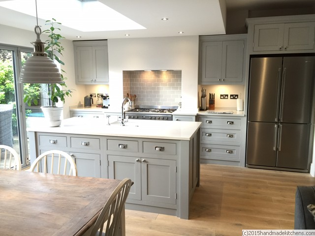 Sherwood - How to design a kitchen layout with island ...